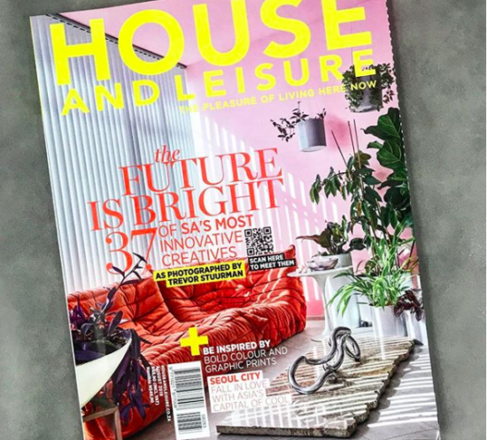 House and Leisure, August 2018 cover