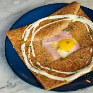 Swan Breakfast Kit - Parisienne Galette