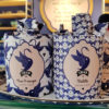 Swan Café scented candles